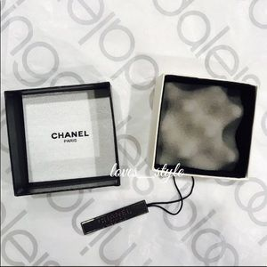 CHANEL Jewelry - CHANEL JEWELRY BOX with HANG TAG